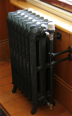 Cast Iron Radiator Heater