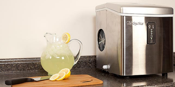 Undercounter Vs. Portable Ice Makers: The Pros U0026 Cons Of Each