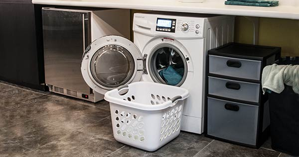 Stunning Portable Washer Dryer Apartment Images Interior Design