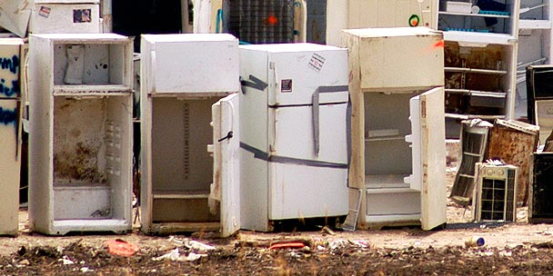 Why Should You Recycle Your Old Refrigerator