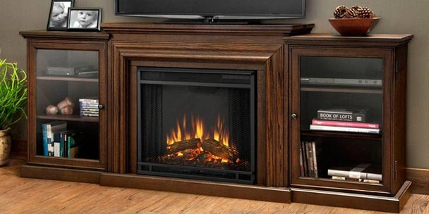 4 popular types of fireplaces for small living spaces - Gas fireplaces for small spaces property ...
