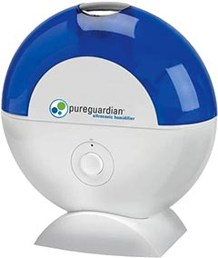 Guardian Ultrasonic Humidifier -H1000