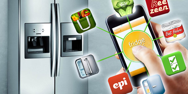 10 Apps to Help You Organize Your Fridge & Pantry