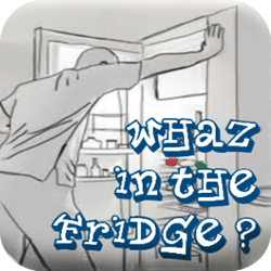 Whaz in the Fridge