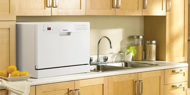 How To Choose The Best Countertop Dishwasher