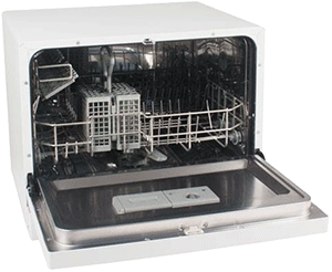 Superior Koldfront Countertop Dishwasher