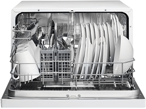 Charmant Portable Dishwasher
