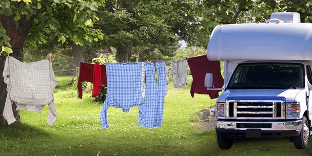 Doing Laundry in an RV