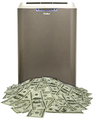 Portable Air Conditioners Save Money