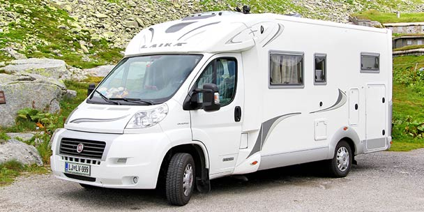 7 Popular Types of RVs & Motorhomes :: Pros vs  Cons