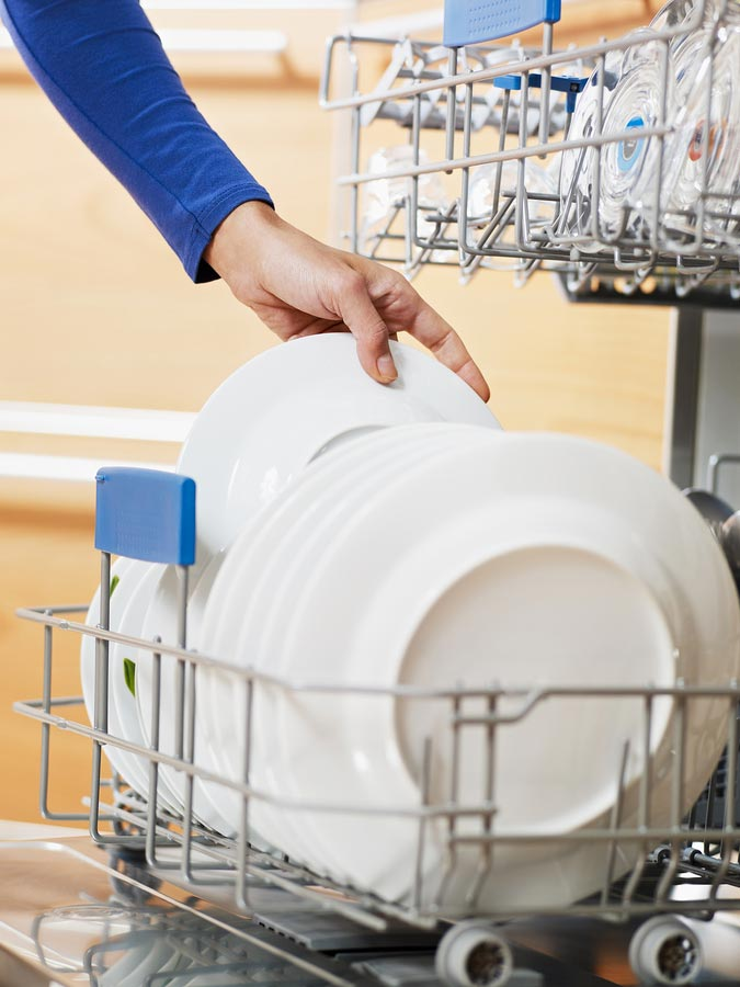 Another Possibility Is To Right The Source By Adding Vinegar Directly Dishwasher In Rinse Compartment Instead Of Spending Money On A