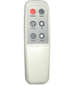 Remote Control for Portable Air Conditioner
