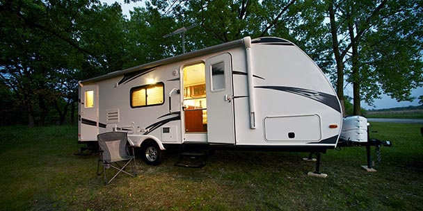 Towable Travel RV