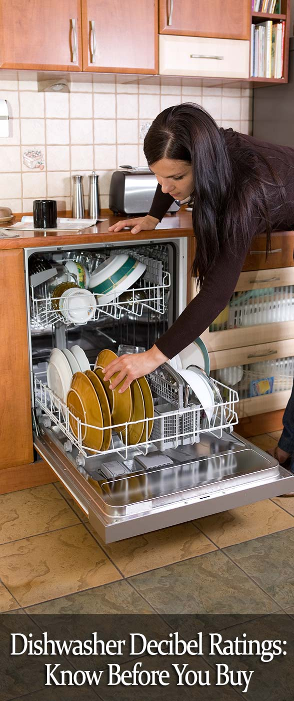 Dishwasher Decibel Ratings: What You Need To Know Before You Buy A New Dishwasher