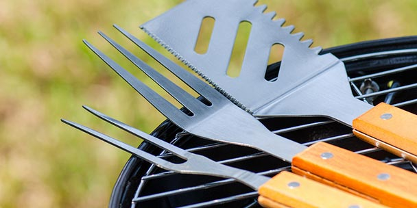 Essential Grill Tools