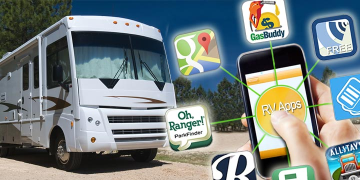 12 Best Smartphone Apps for RV Living