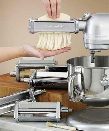KitchenAid Pasta Roller Mixer Attachment