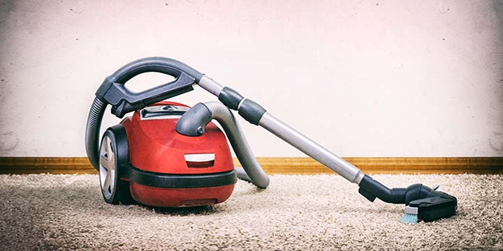 Canister Vacuum Cleaner