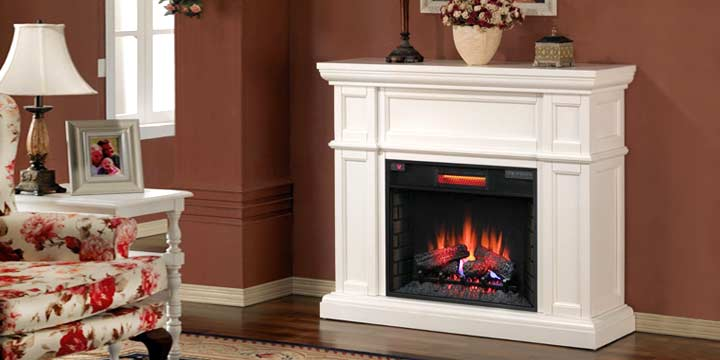 Attractive How To Choose The Best Electric Fireplace [Buyeru0027s Guide]