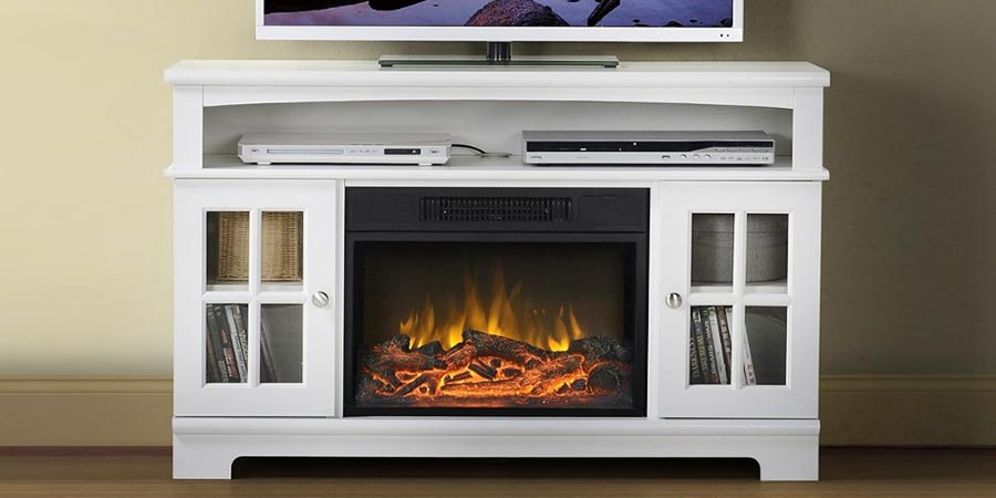 The best electric fireplaces - Choosing the right white electric fireplace for you ...