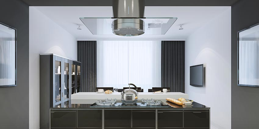 how to install a range hood in your kitchen