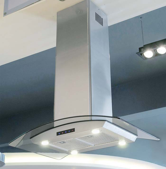 Island Range Hoods & How to Choose the Best Range Hood :: Buyeru0027s Guide