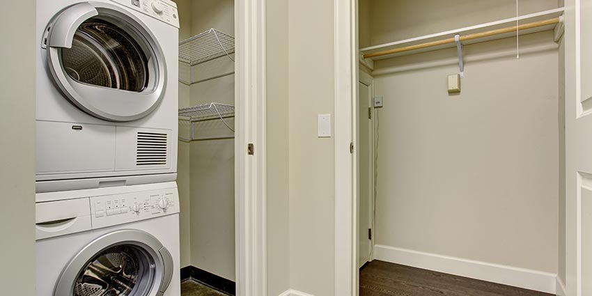 how to buy a stackable washer dryer