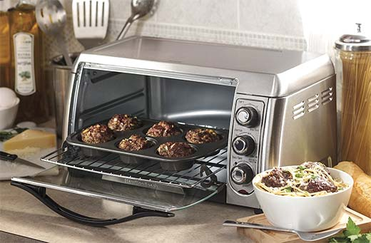 Countertop Convection Toaster Oven Recipes : How To Buy The Best Toaster Oven :: CompactAppliance.com