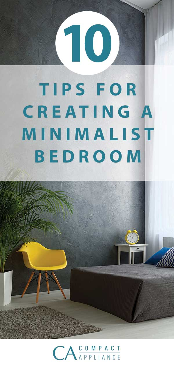 10 Tips for Creating a Minimalist Bedroom :: CompactAppliance.com
