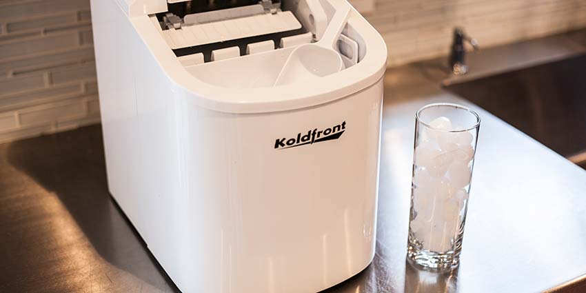 Portable Ice Maker Maintenance Tips