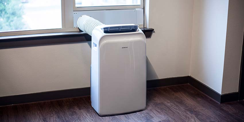 Single Hose Portable Air Conditioners
