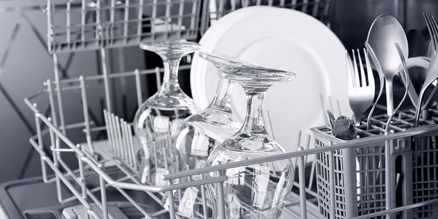 Cleaning Your Dishwasher