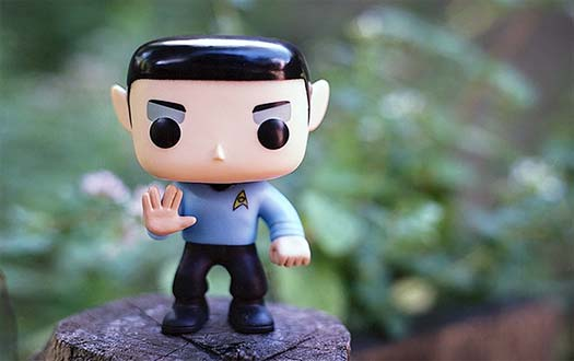Spock is Dishwasher Safe, Probably.