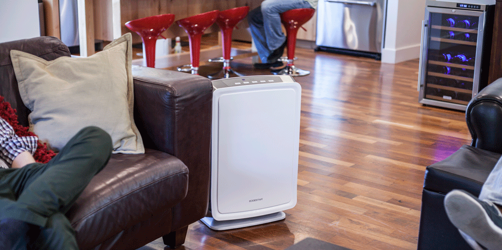 Air purifier for your small space